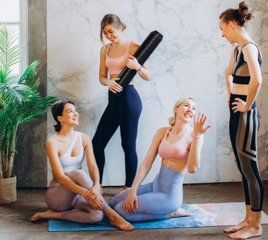 Workout Looks für Frauen